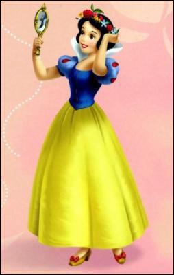 Qui est cette princesse qui mange une pomme empoisonnée ?
