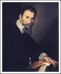 Compositeur italien (1567-1643), il est considéré comme le créateur de l'opéra avec l'Orfeo, premier chef d'œuvre du genre.
