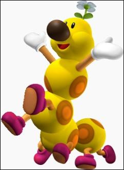 Boss dans Super Mario 64, voici ...