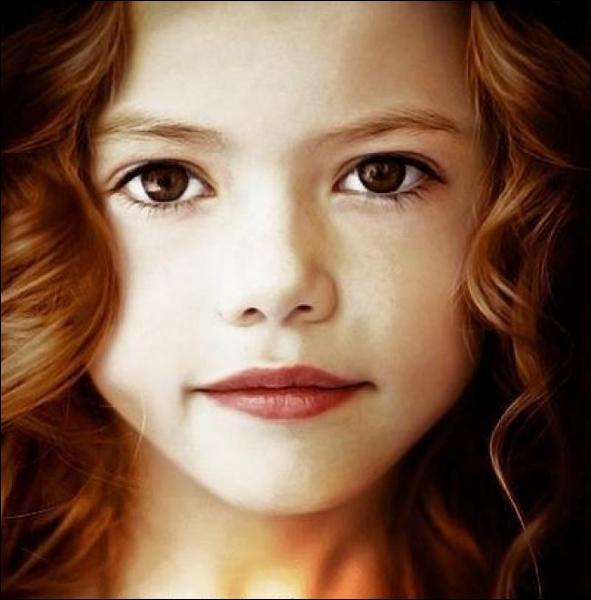 Quel est le prénom de la fille de Bella ?
