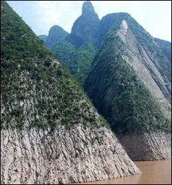 Où se trouvent les gorges du Yang Tsé Kiang ?