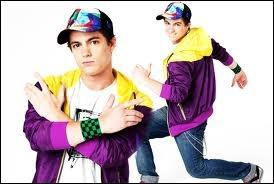 Qui est ce garçon qui aime la street-dance ?