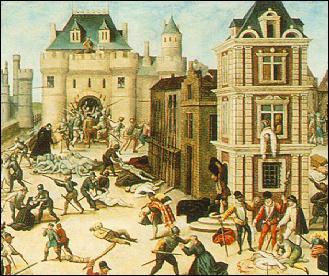 Massacre de la Saint-Barthélémy