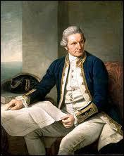 Il a navigué douze ans dans le Pacifique à la rencontre de différents peuples. De nombreux sites géographiques portent son nom. Qui a été tué à Hawaii en 1779 ?