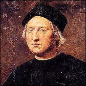 En quelle année Christophe Colomb a-t-il traversé l'Atlantique et découvert une route maritime vers le continent américain ?