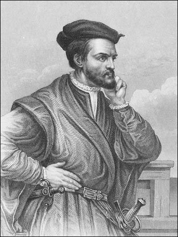 Quel navigateur originaire de Saint-Malo a notamment permis une meilleure représentataion du fleuve et du golfe du Saint-Laurent ?