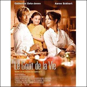 Dans le film 'Le Goût de la vie' elle interprète une cuisinière célibataire. Ce film est le remake de ...