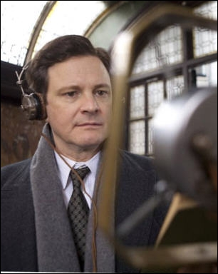 Retour au mois de février pour ce film britannique qui a raflé quatre Oscars : meilleur film, meilleur réalisateur pour Tom Hooper, meilleur scénario original et meilleur acteur pour Colin Firth.