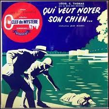 ''Qui veut noyer son chien l'accuse ---------------.''