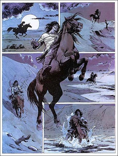 La saga de Thorgal, le héros nordique venu des étoiles - Page 2 4_4qwgd