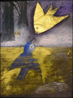 ''Un petit poisson, un petit oiseau s'aimaient d'amour tendre, mais comment s'y prendre ? '' ... Qui chantait cette chanson de Juliette Gréco dans ''Le Père Noël est une ordure'' ?