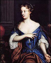 L'une des plus importantes portraitistes du XVIIe siècle en Angleterre (1633 – 1699) et première femme peintre professionnelle. De qui est cet autoportrait ?