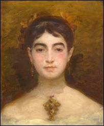 Considérée comme une des grandes dames de l'impressionnisme, longtemps reléguée dans l'ombre de son mari fondateur de la Société des aquafortistes, de qui est cet autoportrait ?