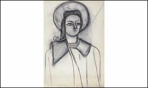 Photographe et peintre française (1907-1997), elle fut l'amante et la muse d'un peintre de génie, rôle qui a éclipsé l'ensemble de son œuvre. De qui est cet autoportrait ?