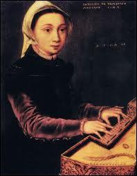 Première femme peintre flamande dont on connaisse des œuvres avec certitude (1528-1587), elle obtint le soutien de Marie d'Autriche pour l'empereur Charles Quint. De qui est cet autoportrait ?