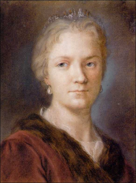 Peintre vénitienne (1761-1818), elle lança la mode du pastel en France lors de son passage à Paris en 1720. De qui est cet autoportrait ?