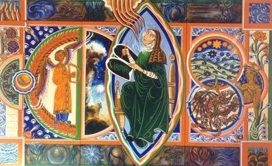 'Les femmes aussi ont peint' citation de Pline l'ancien. - 2 - Oeuvres