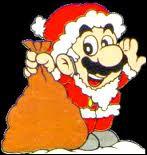 Dans quel jeu Mario se déguise-t-il en Père Noël ?