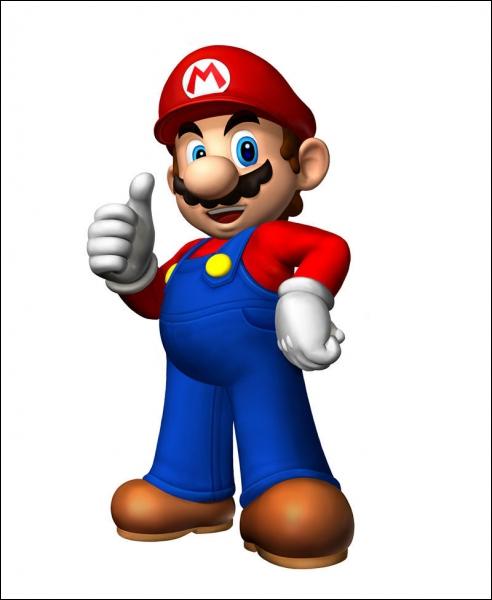 Quel est le premier jeu 'Super Mario' en 3D ?