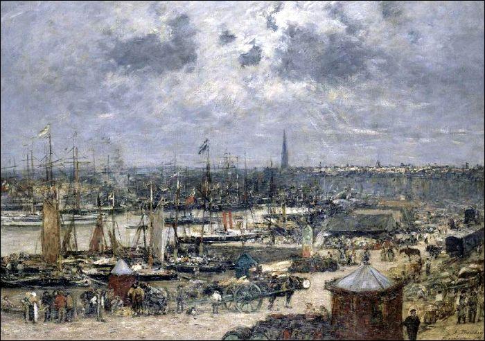 Quizz de port en port et de peintre en peintre quiz peintures - La table du quai bordeaux ...