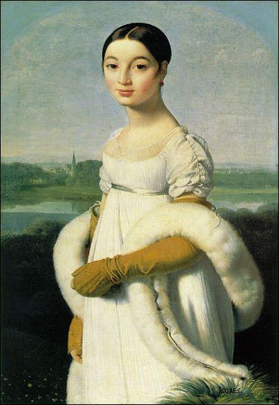 'Mademoiselle Caroline Rivière'