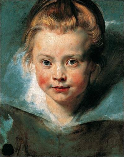 'Portrait de Clara Serena'
