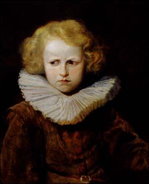 'Portrait de jeune garçon'