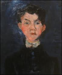 'Portrait d'un garçon'