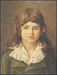 'Portrait de Louis XVII'