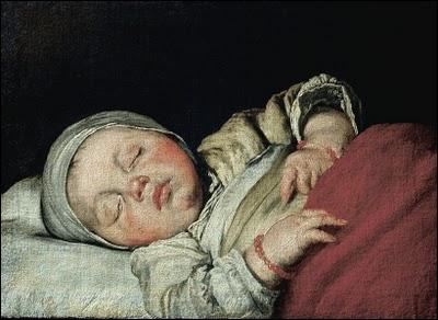 'Enfant endormi'
