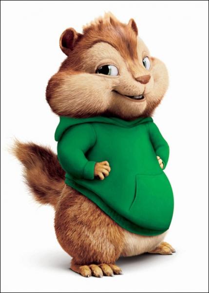 Comment s'appelle ce Chipmunks ?