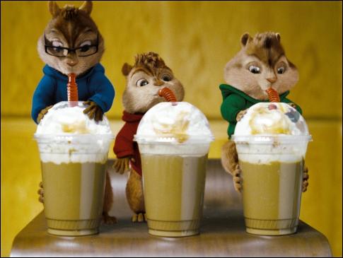 Qui gâte le plus les Chipmunks ?
