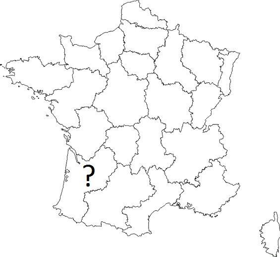 Les régions françaises en photos 1/2