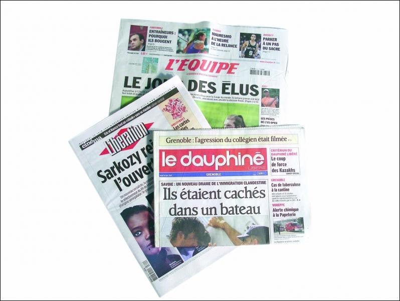 La France et les médias : quel est le journal quotidien le plus vendu en France ?