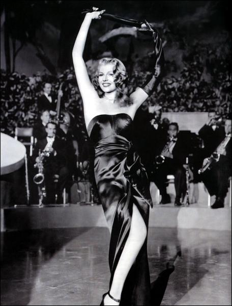 Rita Hayworth reste à jamais associée à son rôle dans ''Gilda'' (1946). La robe de l'actrice dans la scène du strip-tease s'inspire par ailleurs d'un tableau, lequel ?