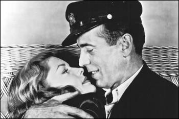 Dans ''Le Port de l'Angoisse'' (1944), Howard Hawks réunit pour la première fois Humphrey Bogart et Lauren Bacall. Une histoire d'amour naît entre les deux comédiens mais combien d'années les sépare ?