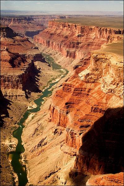 Le grand Canyon :
