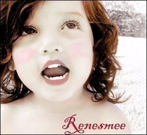 De qui Renesmée est-elle l'enfant ?