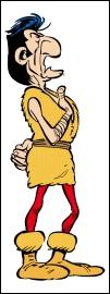 Capturé par les Romains, ce chef venu de Corse est délivré par les Gaulois :