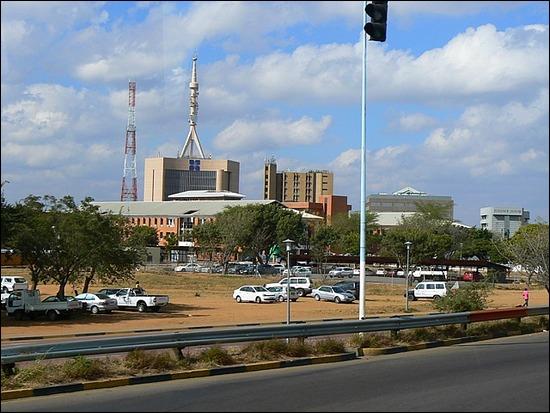 la-plut-grande-ville-du-boutsuana