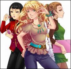 Qui sont ces 3 filles ?