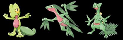 Qui sont ces Pokémons ?