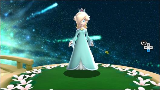 À partir de quand Harmonie rejoint-elle le vaisseau Mario dans Super Mario Galaxy 2 ?