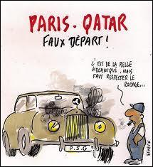 Naître à Nouméa, c'est une preuve d'infériorité au Qatar !