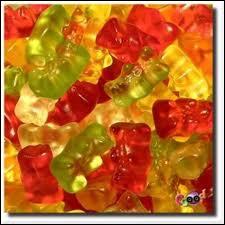 Quelle est la forme de ces bonbons ?