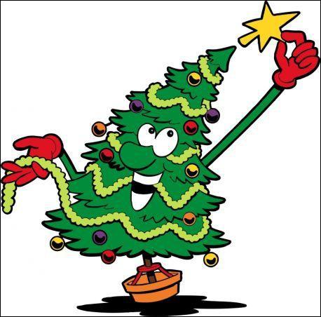 Vous le connaissez tous, ce grand bonhomme à la barbe blanche et aux vêtements rouges qui distribue des cadeaux aux enfants le 25 décembre. Il s'agit du...
