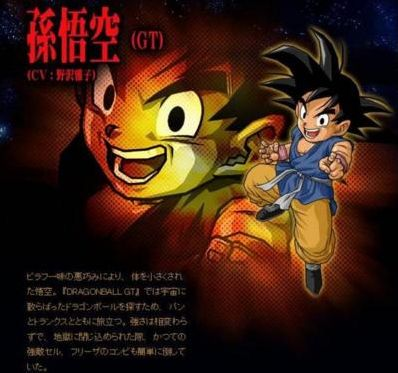 Dragon Ball : Dragon Ball Z et Dragon Ball GT