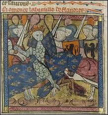 Quelle grande bataille de 1214 a vu la victoire de la France face à une coalition constituée de princes et seigneurs flamands et allemands menée par l'empereur du Saint-Empire Otton avec le soutien du roi d'Angleterre Jean sans Terre ?