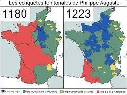 Cette grande victoire de prestige permet d'annexer la plupart des fiefs anglais dans le domaine royal : Normandie, Maine, Touraine et Anjou. Quel comté reste cependant encore sous domination anglaise ?