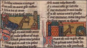 Quel récit romanesque, attribué à plusieurs auteurs, a été écrit en partie sous le règne de Philippe Auguste ?
